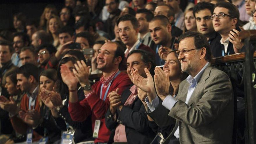 """Rajoy asegura que """"el camino de las reformas lo vamos a hacer entero y hasta el final"""""""