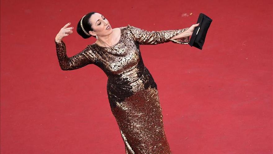 La actriz Rossy de Palma presentará la gala de los VIII Premios Gaudí de cine