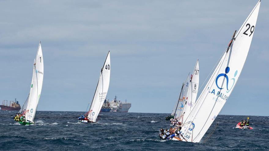 Las Palmas de Gran Canaria promoverá la Vela Latina entre los jóvenes