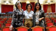 Encuentro con Nancy Fabiola Herrera en el Circo de Marte.