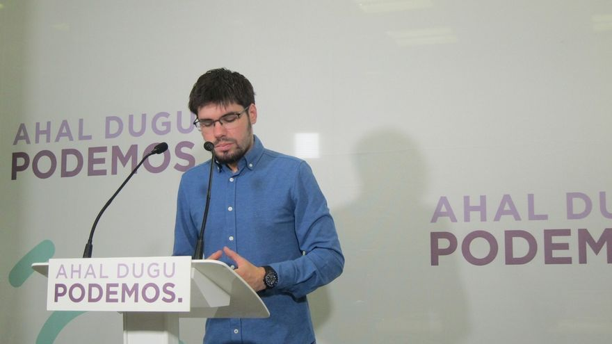 """Podemos ve la sentencia """"excesiva e injusta"""" y urge a abrir """"un diálogo sincero para una solución negociada"""""""