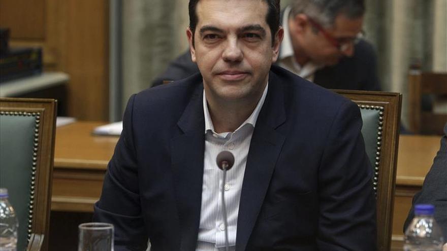 Tsipras asegura que la renegociación de la deuda será una de las prioridades