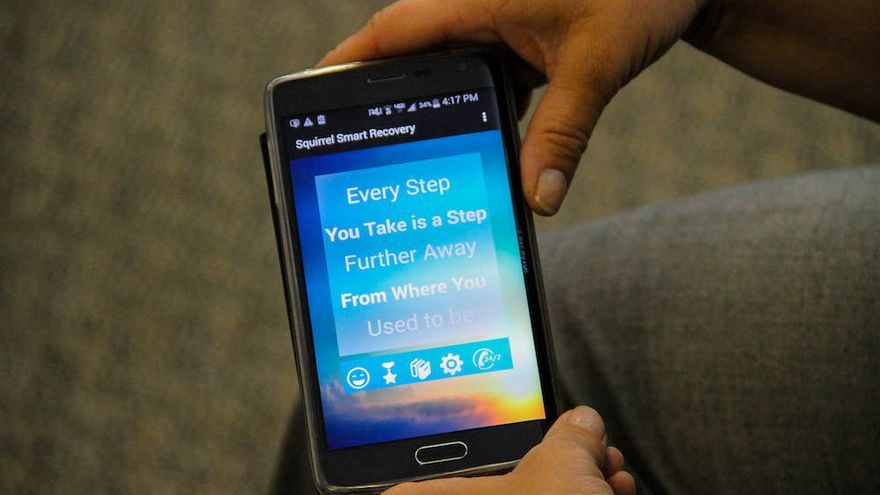La mayoría de las 'apps' para superar una adicción no han sido probadas en estudios científicos