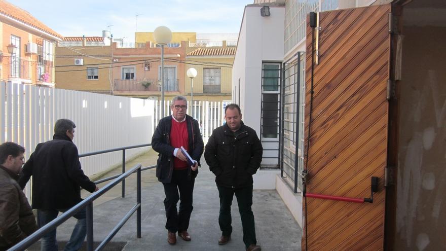 """El Ayuntamiento de La Algaba estima que la ampliación del centro de salud se abrirá """"en torno al 28 de febrero"""""""