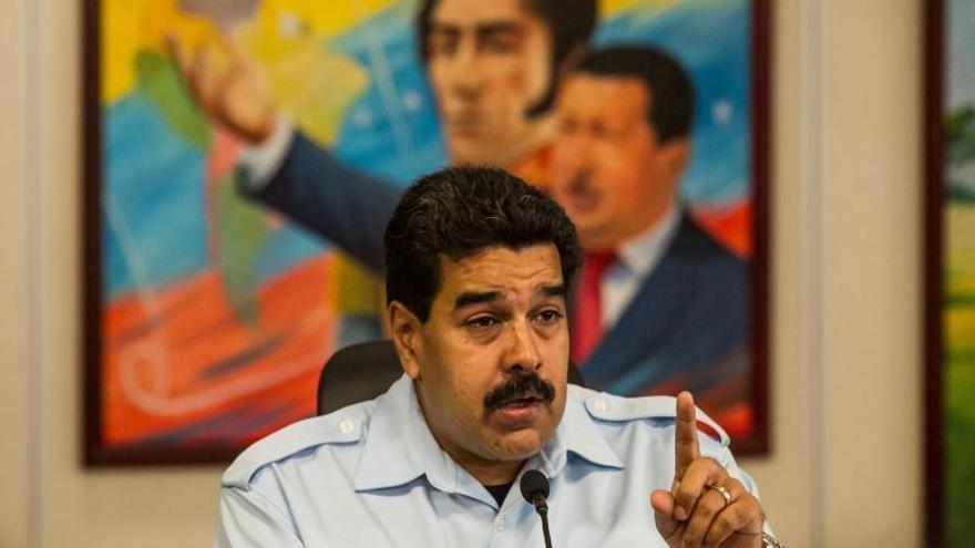 """Maduro califica de """"ridículos"""" a quienes dicen que quiere acabar las telenovelas"""