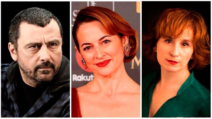 Los Oficios del Cine: Paco Tous, Cuca Escribano y Maripaz Sayago