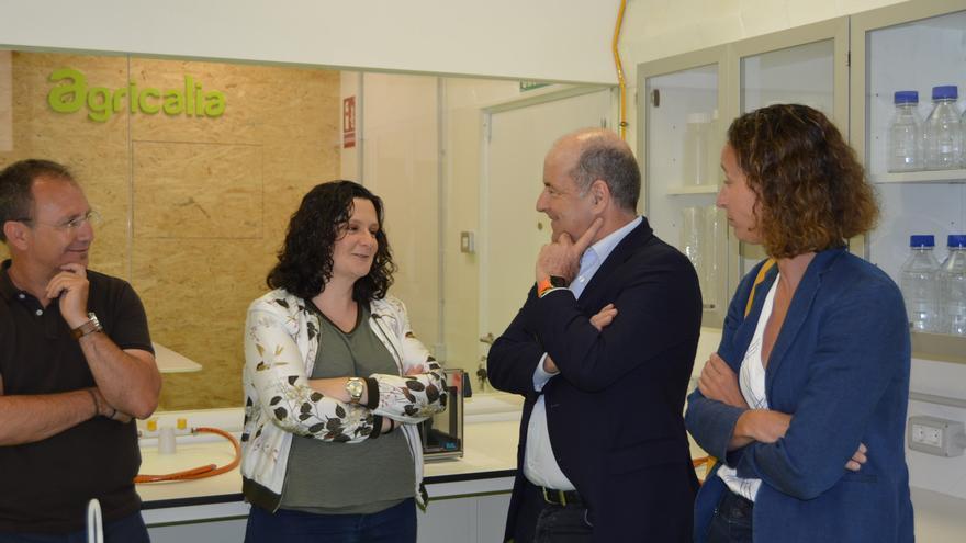 Visita a la consultoría de Silvia Capote.