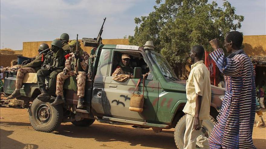 Un muerto en enfrentamientos entre el Ejército y rebeldes en el sur de Mali
