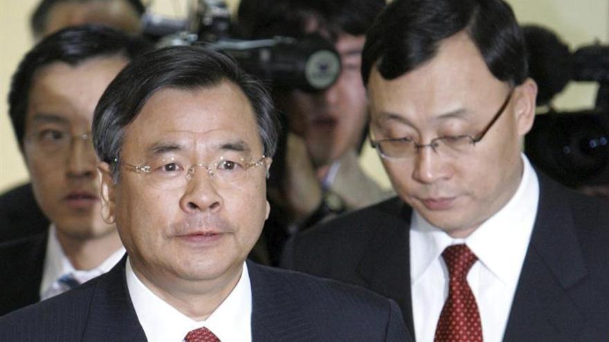 """La oposición sigue adelante con el """"impeachment"""" a la presidenta surcoreana"""