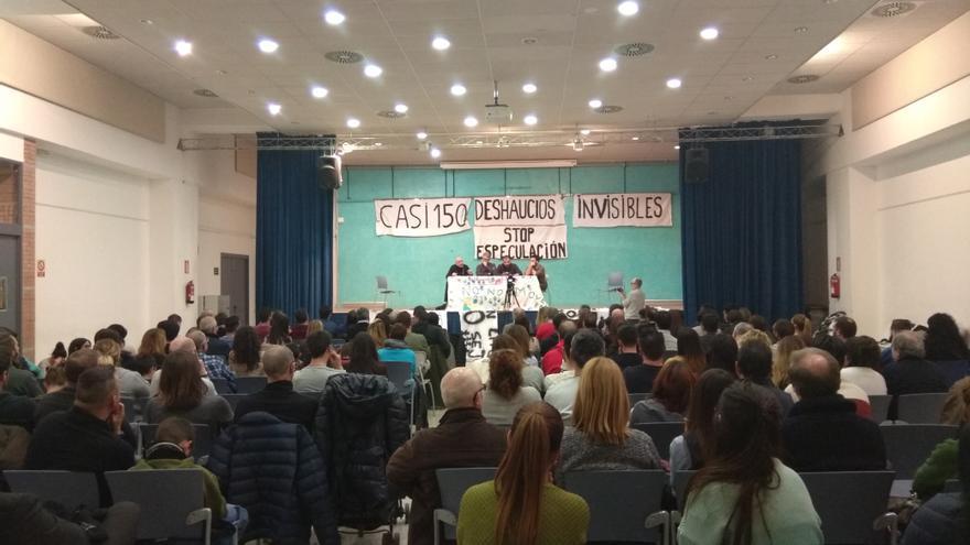Asamblea de los vecinos del bloque de Sant Joan Despí