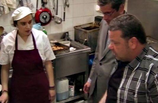 La ltima pesadilla en la cocina de chicote el castro for Pesadilla en la cocina brasas