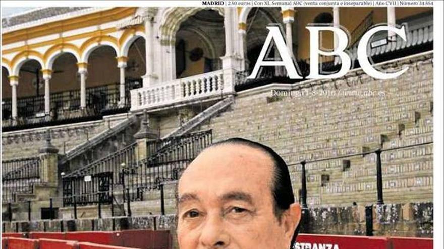 De las portadas del día (01/08/2010) #6
