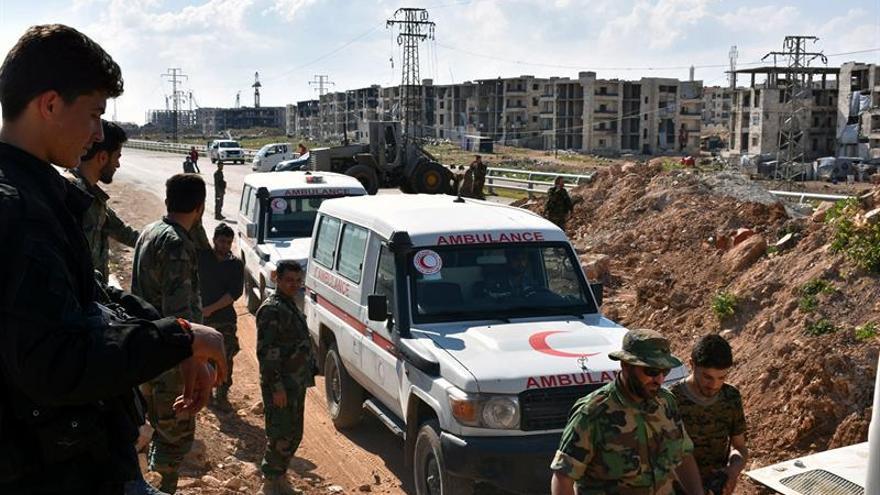 Al menos 37 muertos en choques entre el ejército y facciones en el norte sirio