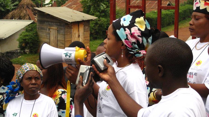 Mujeres en RDC