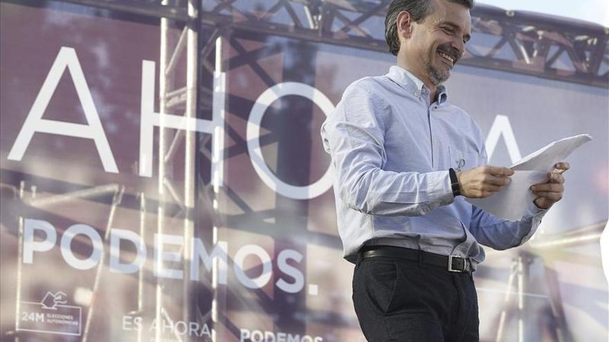 """López dice, sobre la concentración del 15M en el día de reflexión, que """"ellos verán"""""""