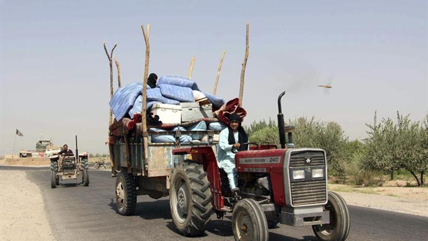 Las fuerzas afganas despejan de talibanes casi la totalidad de Kunduz
