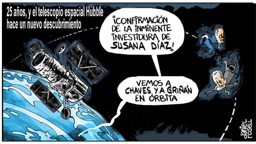 La investidura/ Daniel Rosell