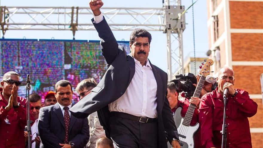 Maduro dice su plan de Gobierno será aprobado como ley en los próximos días