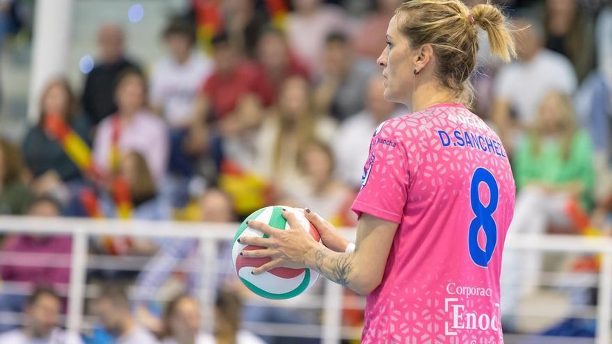 Diana Sánchez, nueva jugadora del Ibsa.