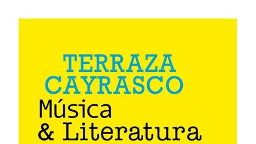 Cartel de Terraza Cayrasco