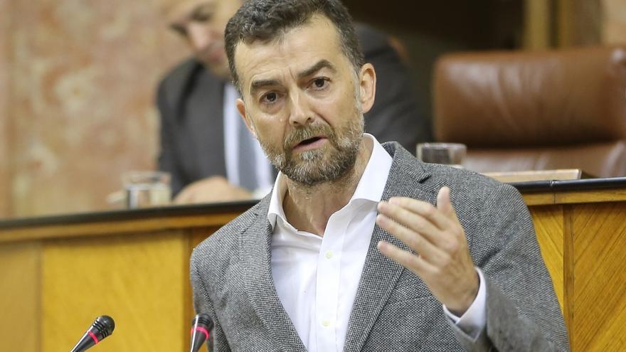 """Maíllo a Susana Díaz: """"Si se va a ir, váyase del todo y libere a Andalucía de la interinidad"""""""