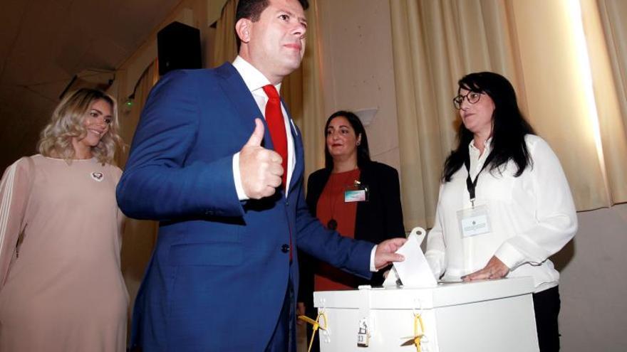 Fabian Picardo gana por tercera vez las elecciones de Gibraltar