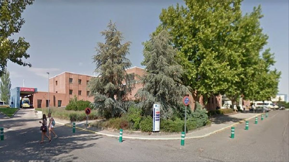 Hospital Comarcal de Medina del Campo.