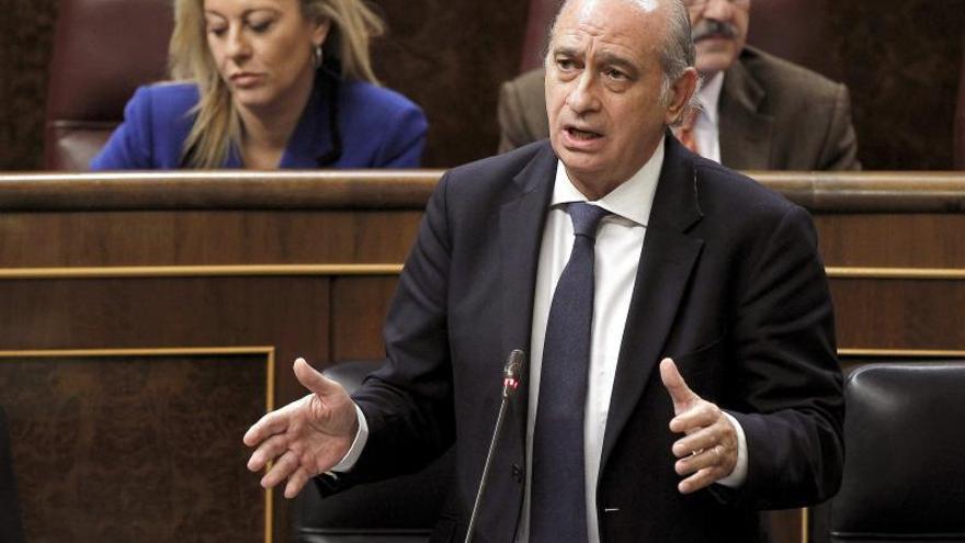 El PP evita que Fernández Díaz explique en el Congreso la última operación contra ETA