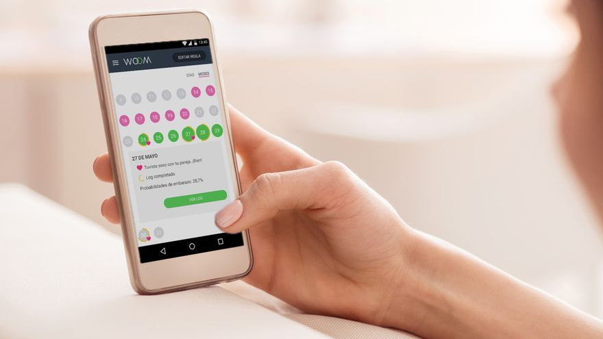 Woom, app de fertilidad