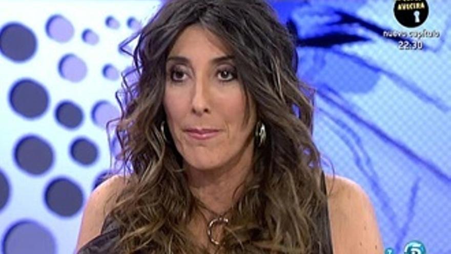 Paz Padilla 'contraataca' a Carlota Corredera con indirectas a su buena audiencia y relación con equipo