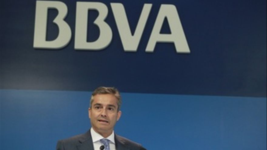 Consejero Delegado De BBVA, Ángel Cano