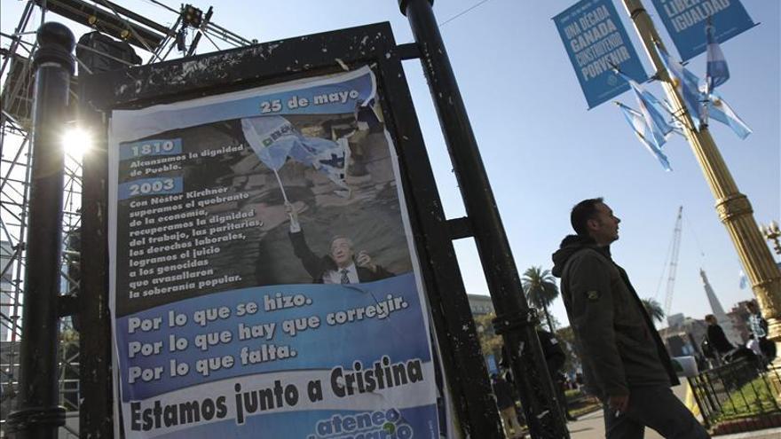 """El Gobierno argentino festeja diez años de """"transformaciones e igualdad"""""""