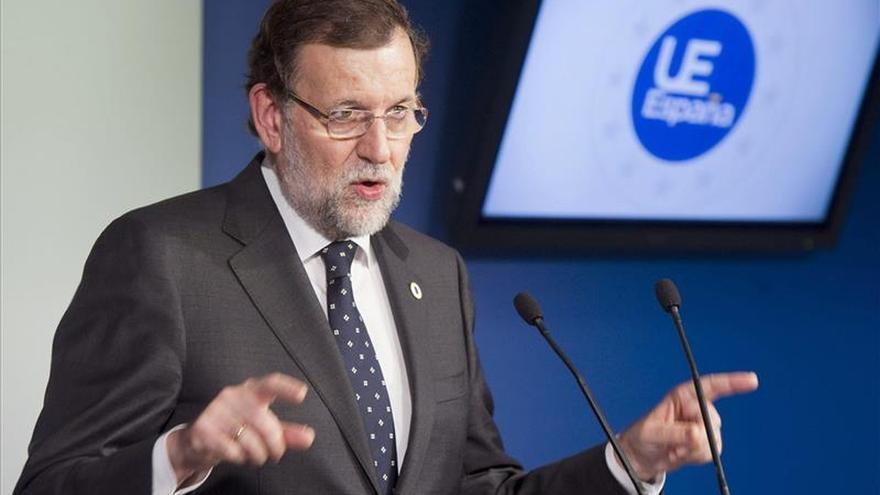 Rajoy verá mañana a Tsipras y apoyará un pacto con Grecia si cumple los compromisos
