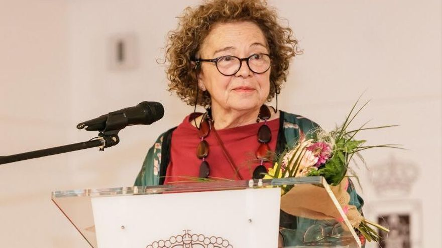 Carmen Hernández Barreto.