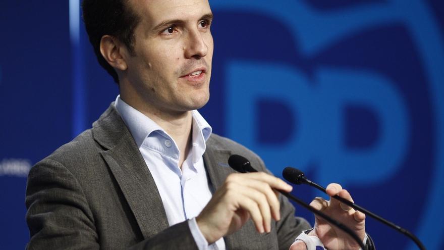 Casado afirma que el problema en Cataluña no es que se cedan más impuestos, sino que se gestiones bien los que tienen