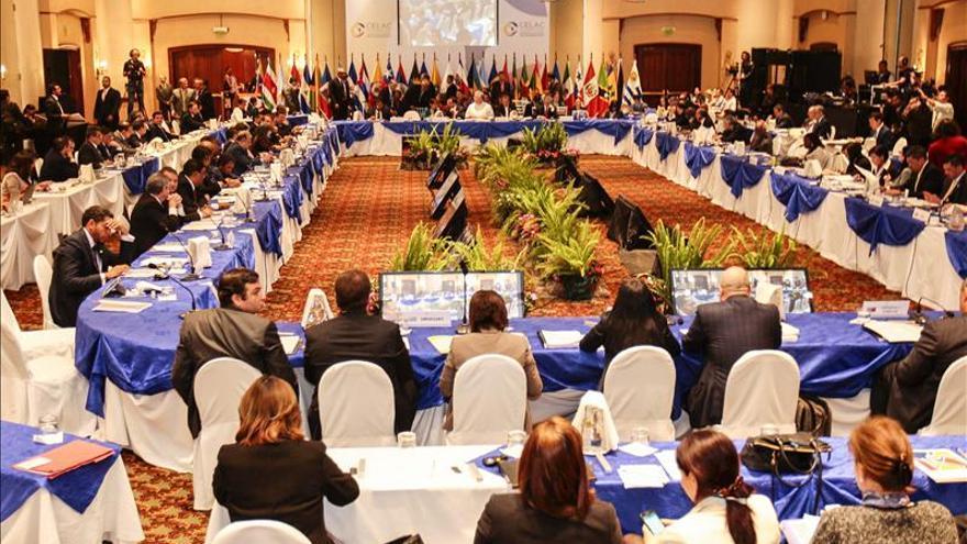 """La Celac define cinco """"líneas indicativas"""" para avanzar en la agenda de desarrollo"""