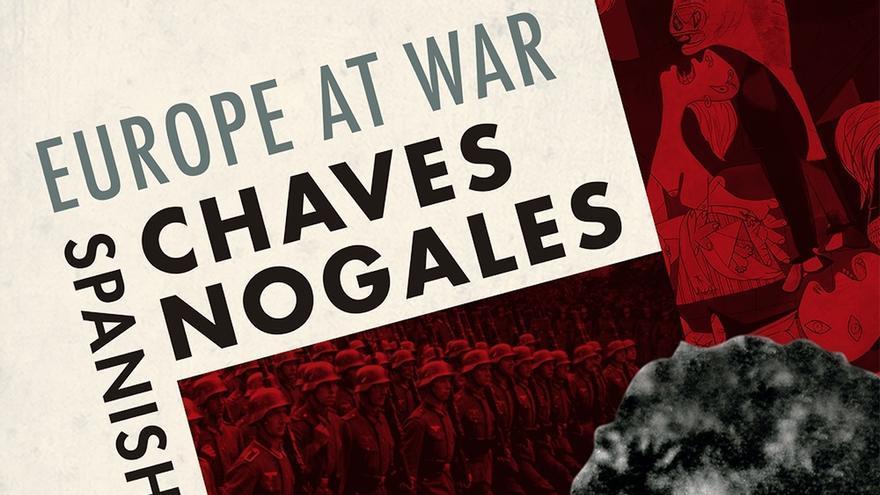 La US lleva la exposición sobre Chaves Nogales a la Universidad de Newcastle