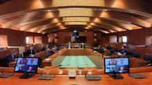 Los parlamentos han tenido que readaptarse a una situación muy compleja a través del uso de las nuevas tecnologías.