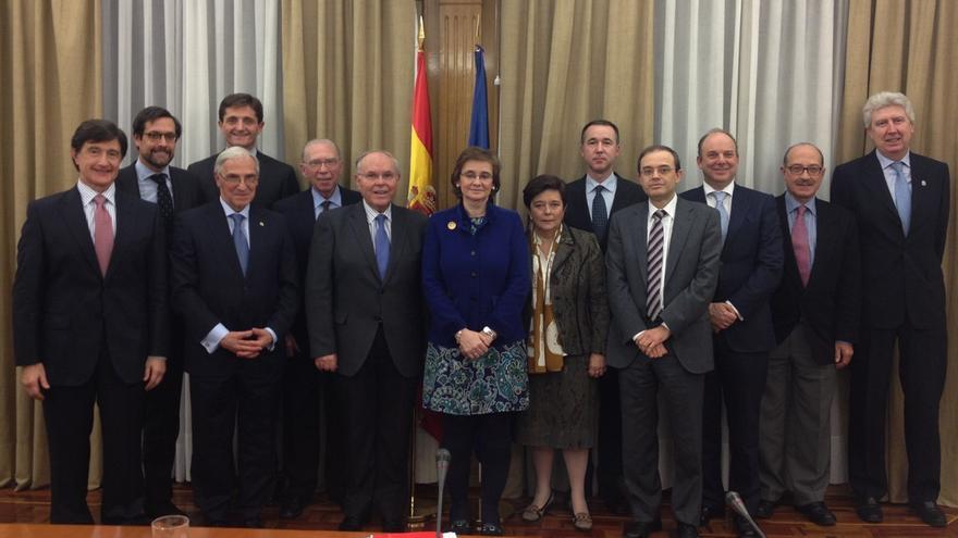 Foto de grupo del actual Comité de Bioética./ Comité de Bioética