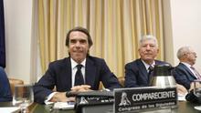Aznar niega la caja B y reescribe la sentencia que expulsó al PP del Gobierno