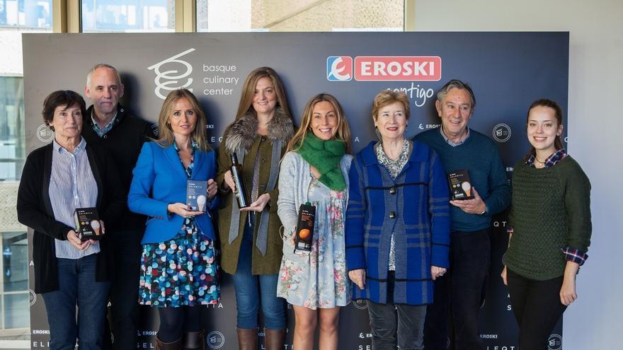 El BCC de San Sebastián testa la renovada gama gourmet de Eroski Seleqtia