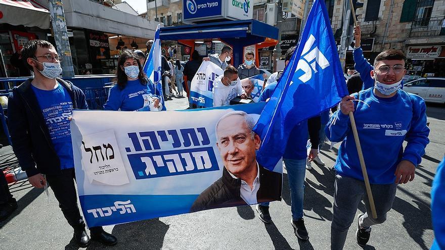 Elecciones en Israel: gana Netanyahu y queda cerca de formar nuevo gobierno