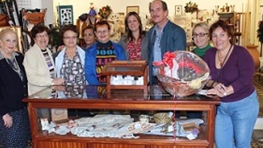 El Cabildo sortea un lote de productos artesanales