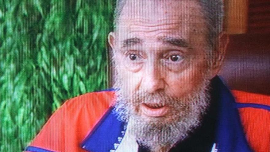 Fidel Castro ofrece a EE.UU. colaboración de Cuba en la lucha contra el ébola