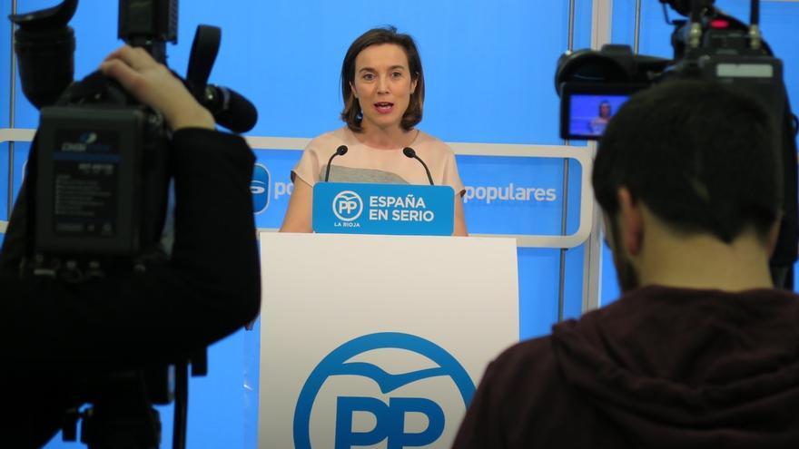La alcaldesa de Logroño anuncia esta mañana la presentación de su candidatura para presidir el PP riojano