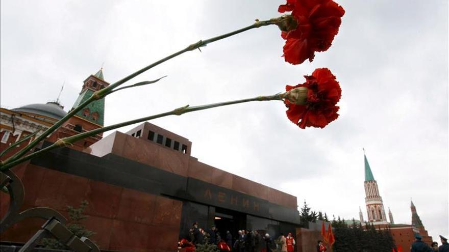 El mausoleo de Lenin cierra durante dos meses para conservación de la momia