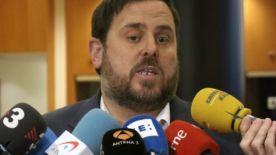 Oriol Junqueras opina que con la independencia se resuelven muchos problemas económicos