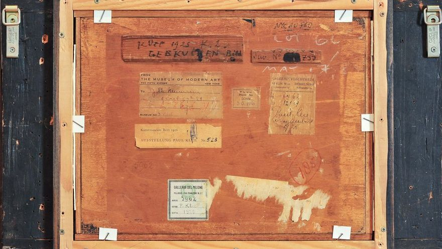 'Pan de especias' de Paul Klee.