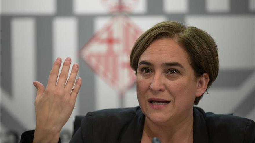 Ada Colau ha explicat les mesures adoptades per fer front a la pobresa energètica