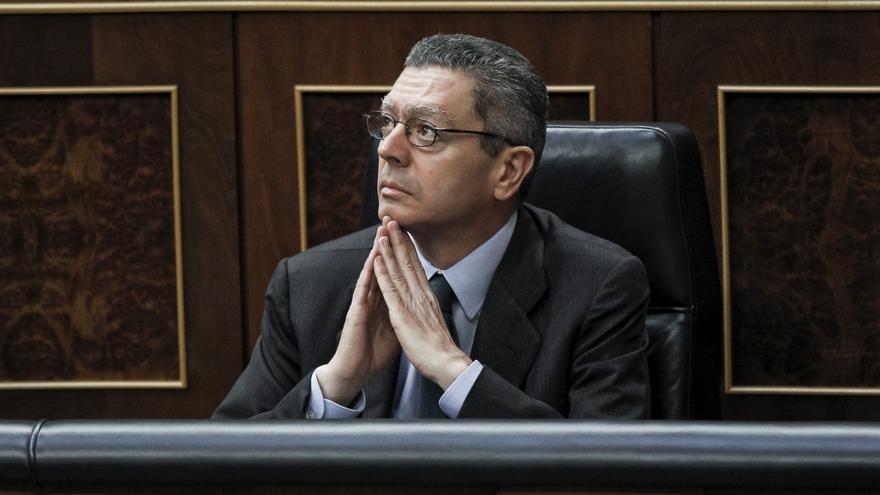 """Gallardón dice que """"ni España es el problema ni la independencia la solución"""""""